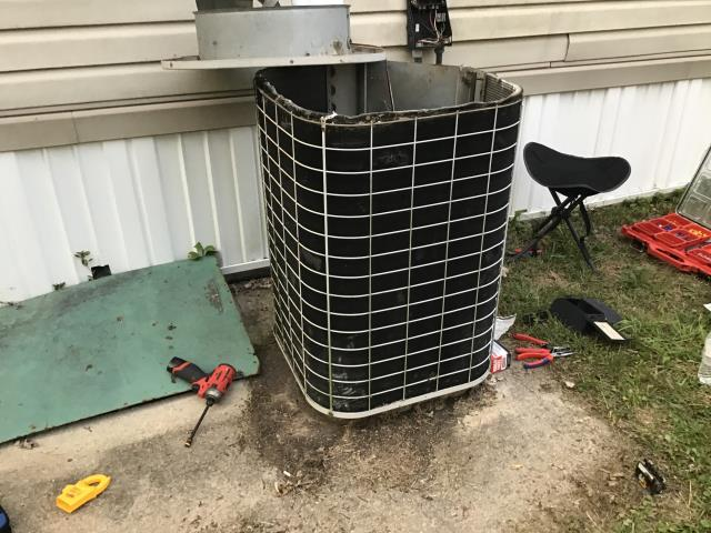 Spring Valley, OH - Ac repair unit not cooling