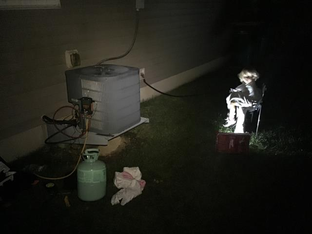 Kettering, OH - AC repair unit not cooling house