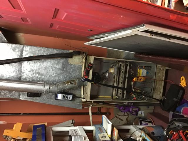 Yellow Springs, OH - Lennox furnace repair