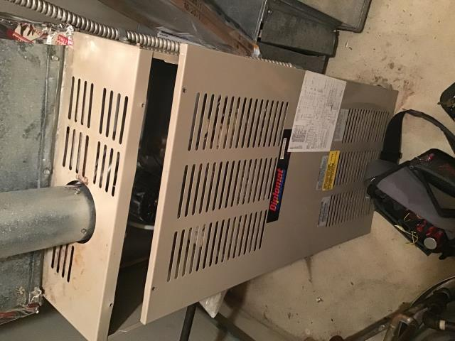 Bellbrook, OH - Lennox furnace repair unit not heating
