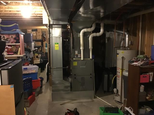 Beavercreek, OH - Changed out control board on Comfortmaker furnace