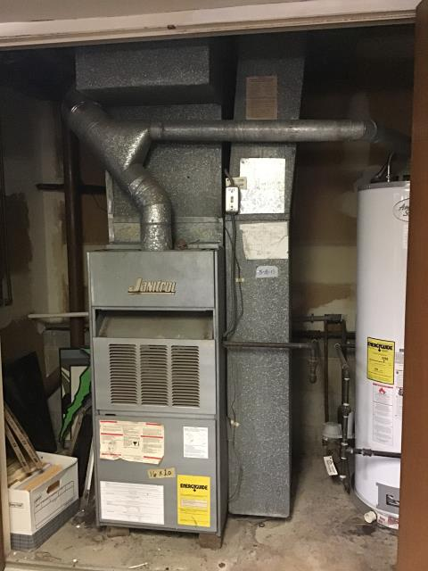 Beavercreek, OH - Customer requested quote for a full system, Carrier gas furnace and ac