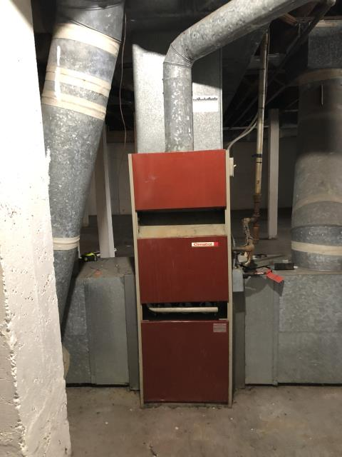 Trotwood, OH - Customer requested gas furnace tune up for fall 2019