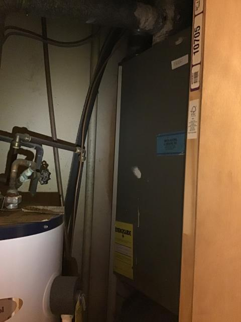 Kettering, OH - Installing New Five Star 80% 70,000 BTU Gas Furnace & New Five Star 13 SEER 2 Ton Air Conditioner To Replace Existing Rheem AC & Furnace System