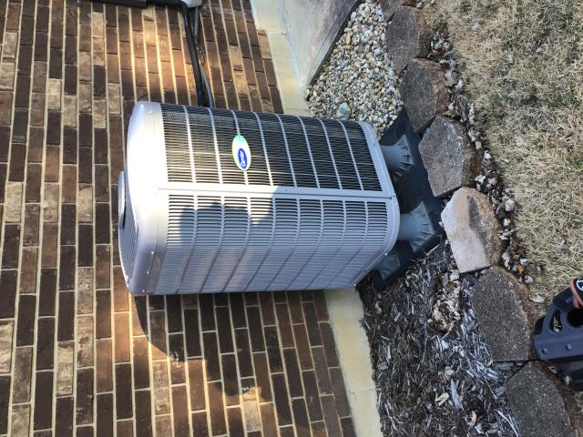 Enon, OH - Carrier infinity heat pump repair