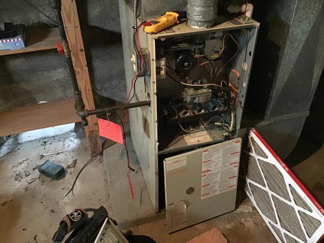 Xenia, OH - Bryant furnace repair