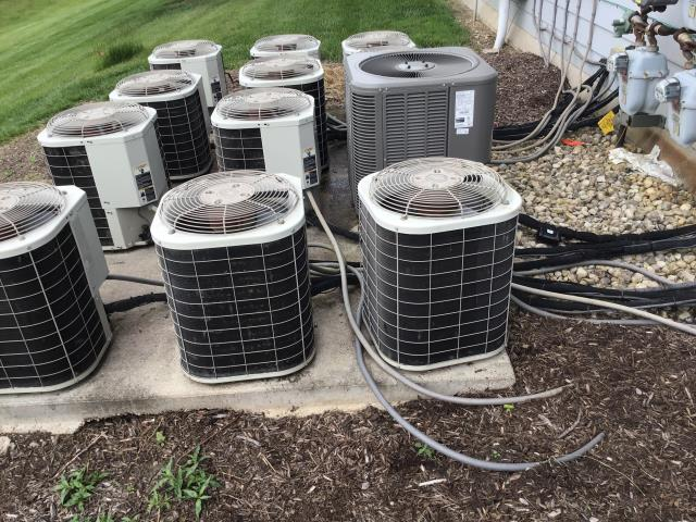 Beavercreek, OH - Performed Five Star tune up and safety check on a 2019 Carrier AC unit. Unit tested within specifications and working as should.