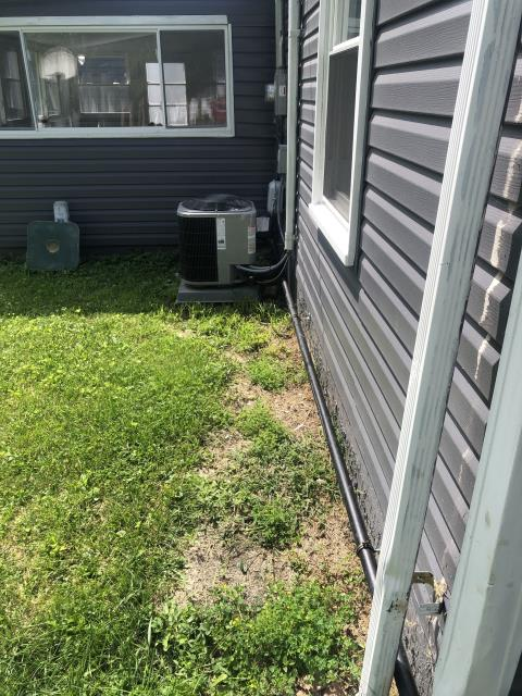 "Wilmington, OH - Performed leak search on 2019 Comfortmaker AC Unit and verified leak at the shift off Valve as well as where the flex pipe connects to the iron pipe for furnace. Installed Gas Pipe - ½"" Black Iron Shut Off. Unit operational at time of departure."