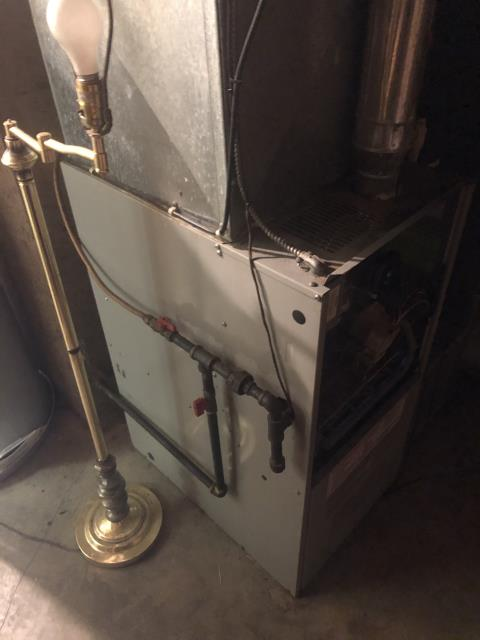 Xenia, OH - I installled five Star 96% Variable-Speed Two-Stage Gas Furnace (Up to 100,000BTU)