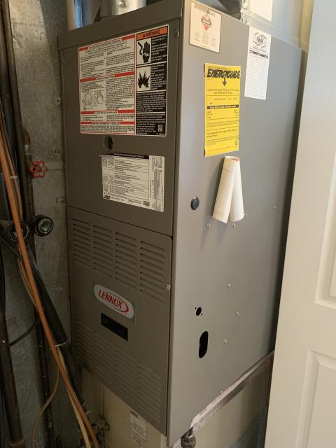 Beavercreek, OH - I completed fall tune up on a 2007 Lennox Gas Furnace.  I visually inspected the furnace. Checked voltages, amps and temperature rise. Inspected heat pump. Checked voltages and amps. Cycled and monitored both systems. Operating normally at this time.