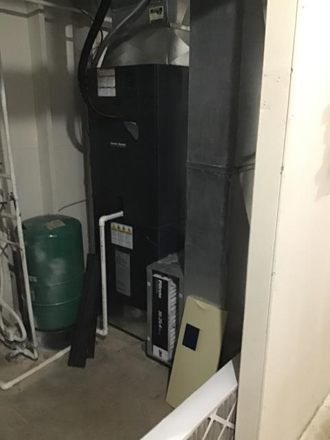 Springfield, OH - I returned to recheck Heat Pump on a 2015 American Standard Electric Furnace and heat Pump. I determined that the system was flashing a lockout code, reset system. System is operational at time of departure.