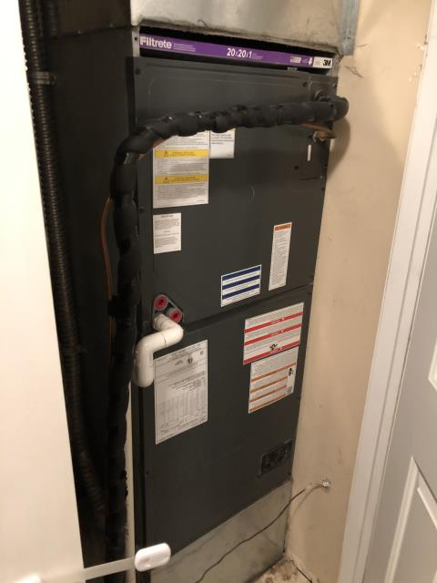 Wilmington, OH - Upon inspection, I found the low voltage fuse had popped. I replaced the fuse and cycled the system. System is operational upon departure.