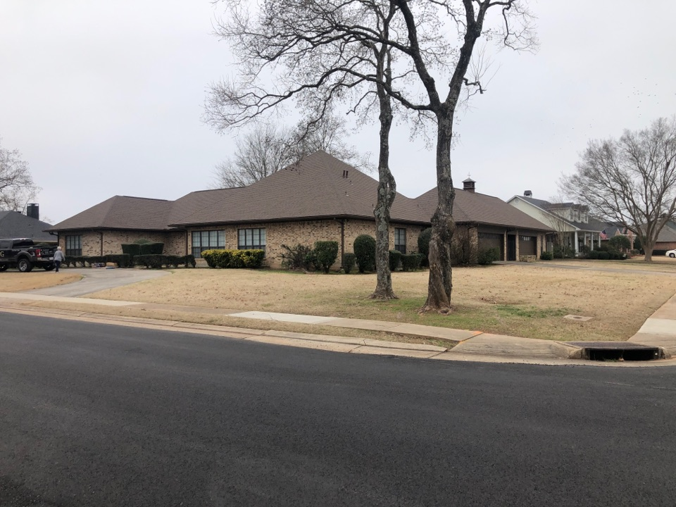 Bossier City, LA - Removed and replace arch shingle roof