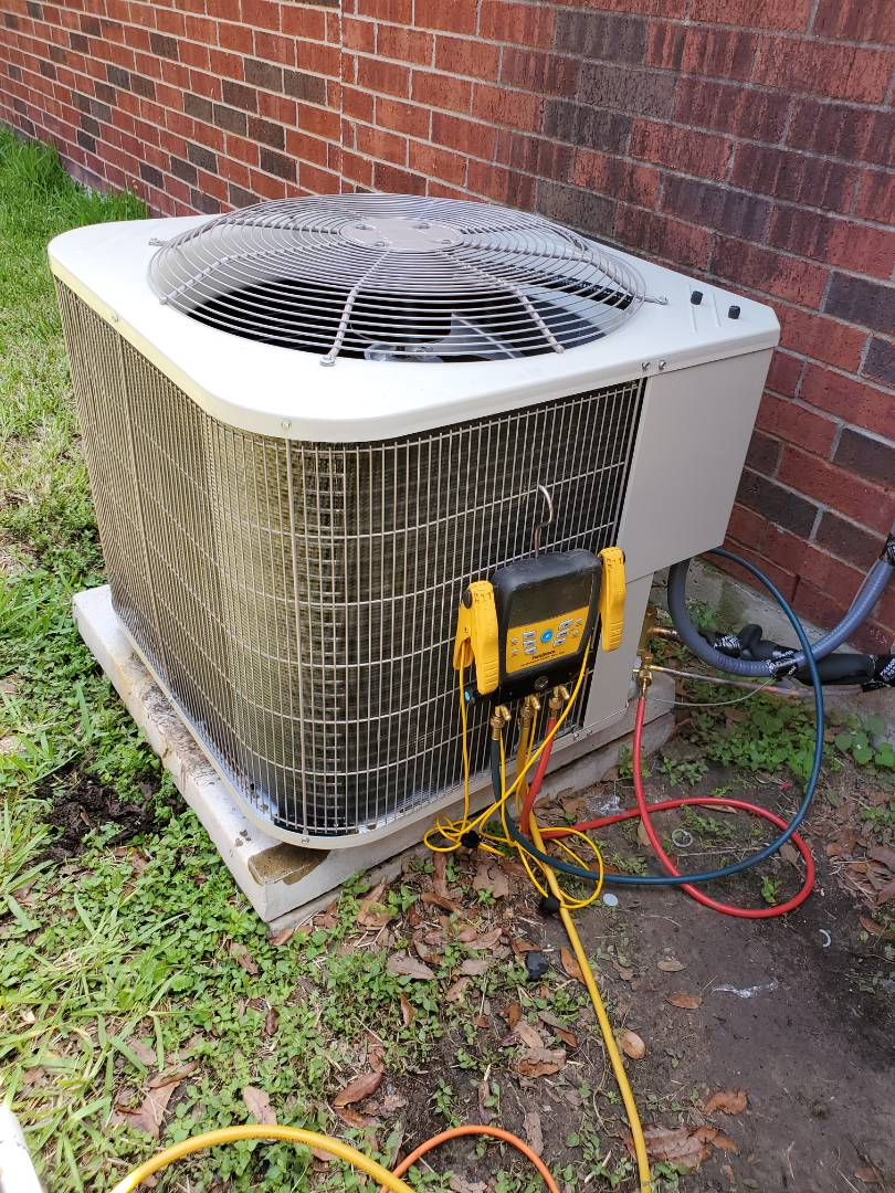 McAllen, TX - Just Installed a Payne 4 ton Ac System.