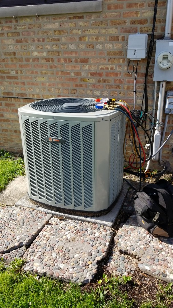 Niles, IL - AC Repair Skokie