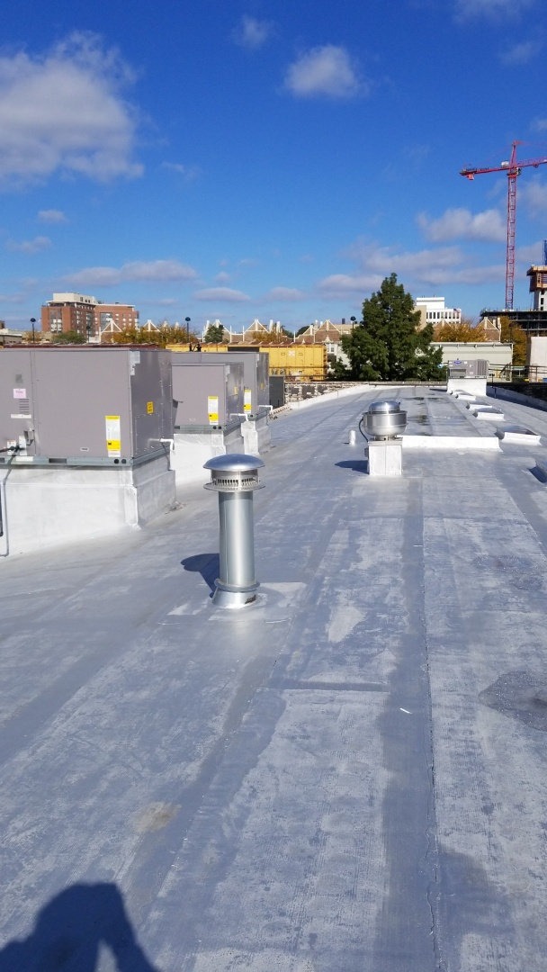 Oak Park, IL - Rooftop Maintenance