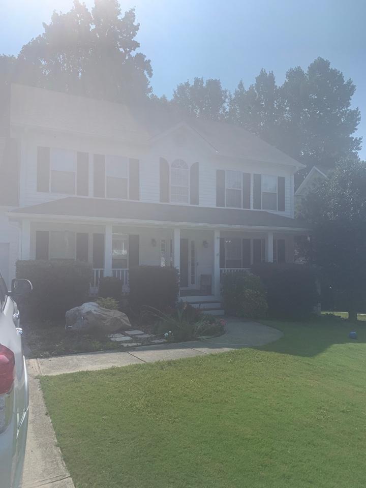 Marietta, GA - Basement rebuild
