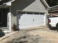 Flowery Branch, GA - Installing CHI 5251 16'x7' garage door with windows and handles/hinges. Installing LiftMaster 8010 garage door opener. Servicing garage door.