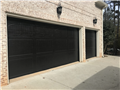 Alpharetta, GA - Installing two Amarr Classica garage doors. Servicing and tuning garage doors.
