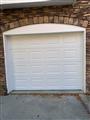Installing CHI 2250 garage door.