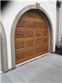 Alpharetta, GA - Installing new garage door.