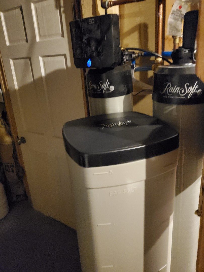 Iowa City, IA - Installing all new equipment to eliminate all chlorine and hardness