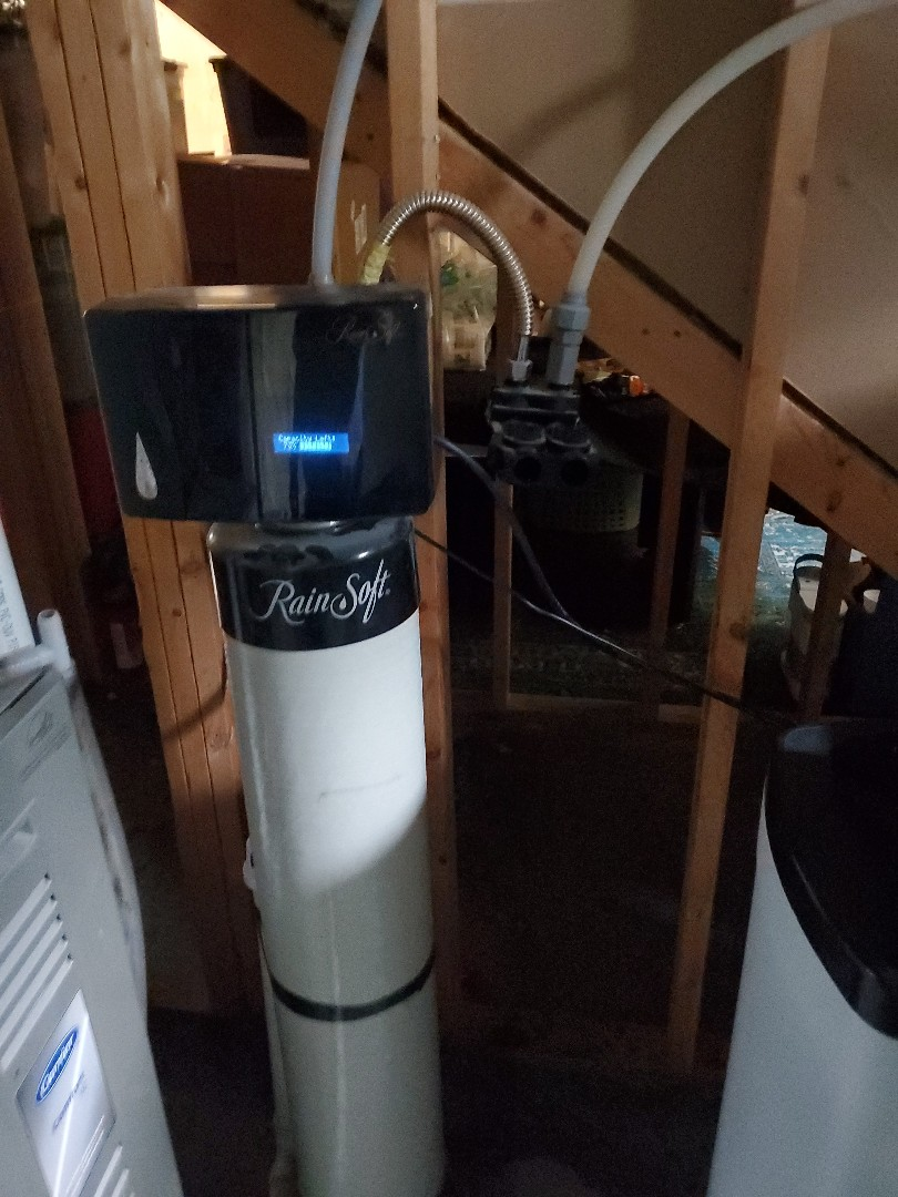 Cedar Rapids, IA - Changing qrs mineral to remove all chlorine from  house