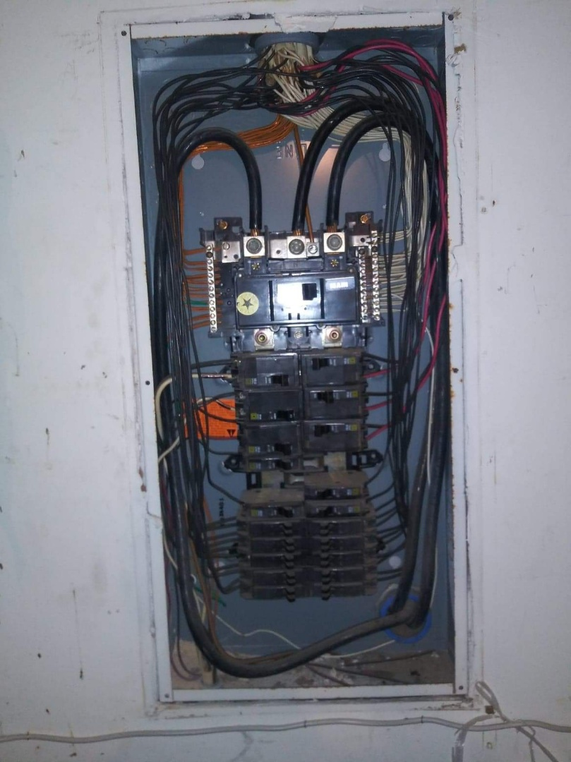 Grapevine, TX - Gave option for kitchen remodel and new circuits