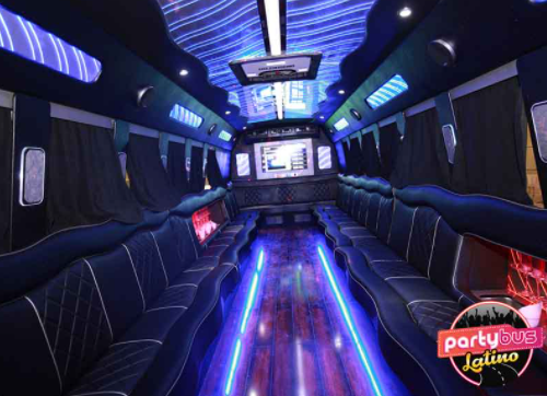 The Bronx, NY - Party Bus and limousine rentals for parties, tailgating, birthday parties and more!