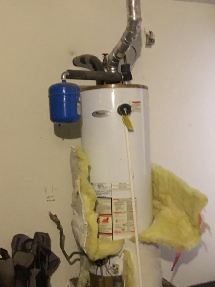 .bradford water heater