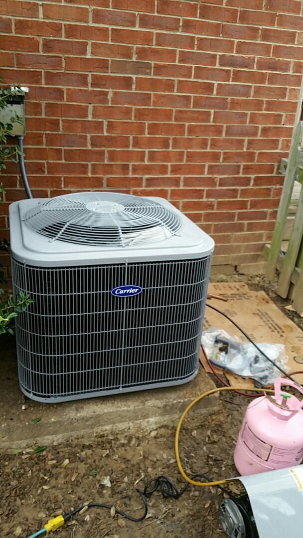 Bartlett, TN - Install an AC unit Bartlett Tennessee