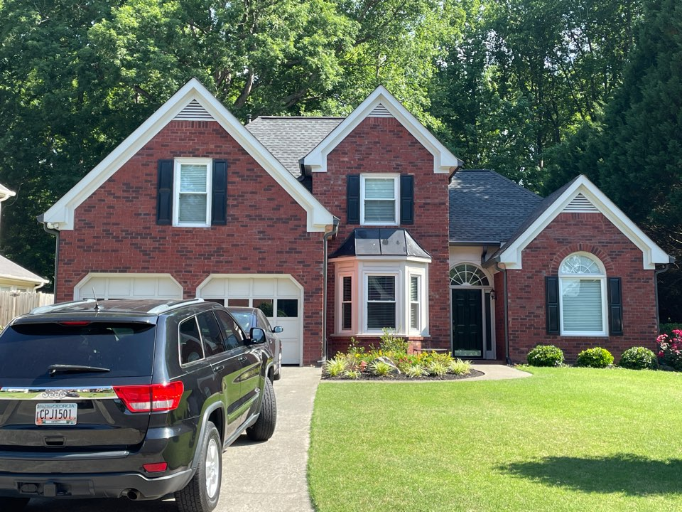 Lawrenceville, GA - Estimating for new Siding and Paint