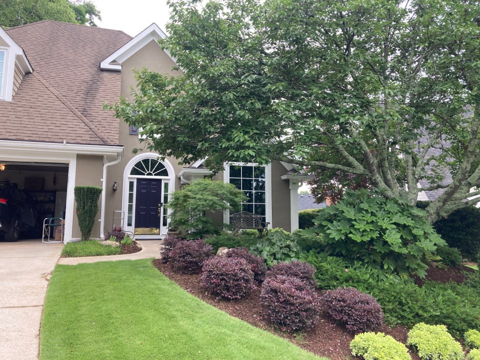 Alpharetta, GA - Painting the entire interior with Sherwin Williams paint