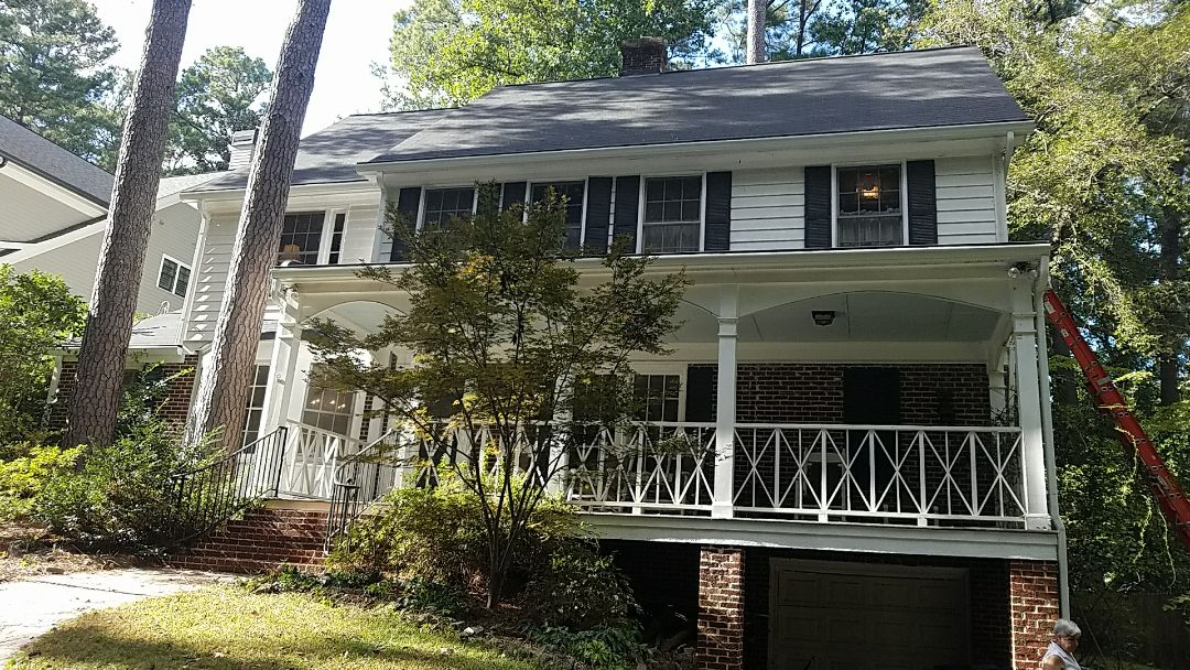 Atlanta, GA - New roof and gutters