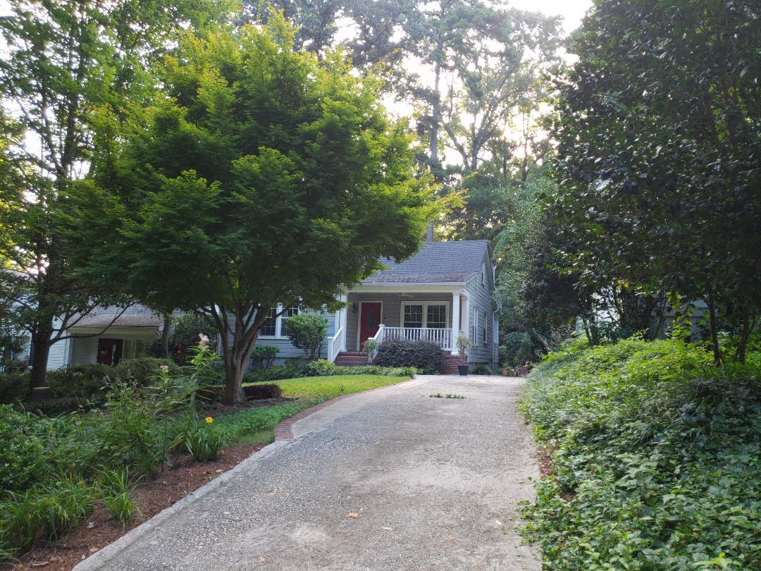 Atlanta, GA - Painting entire exterior