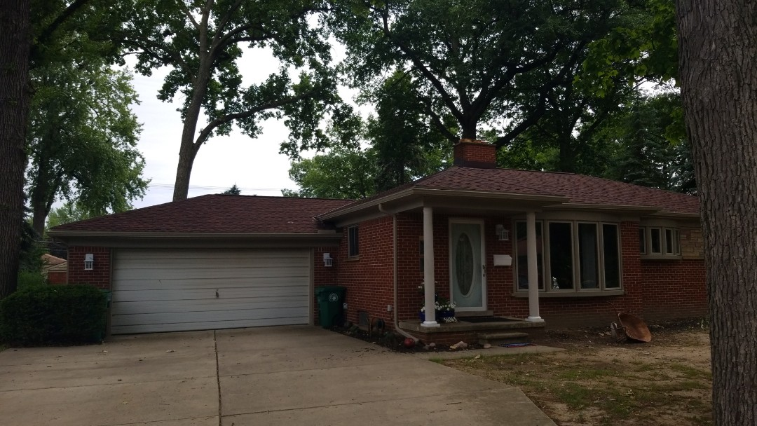 Garden City, MI - Beautiful Armorshield roof replacement !