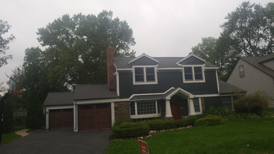 Birmingham, MI - Amorshield roof system looks great !