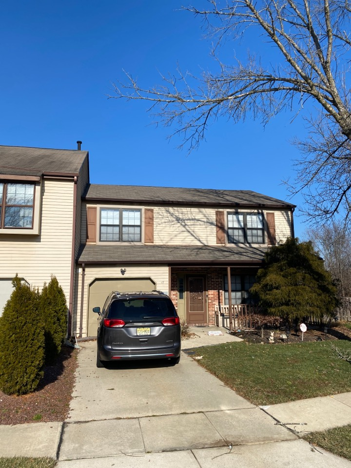 Robbinsville Township, NJ - Roof inspection and replacement estimate.