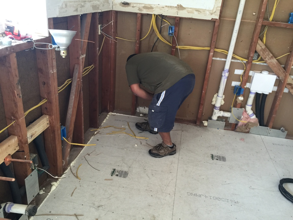 Richardson, TX - Air sealing a house sealing cracks with foam Seal rat and mice holes Seal bug entry points eliminate Hot and cold drafts gen. tighten up the house