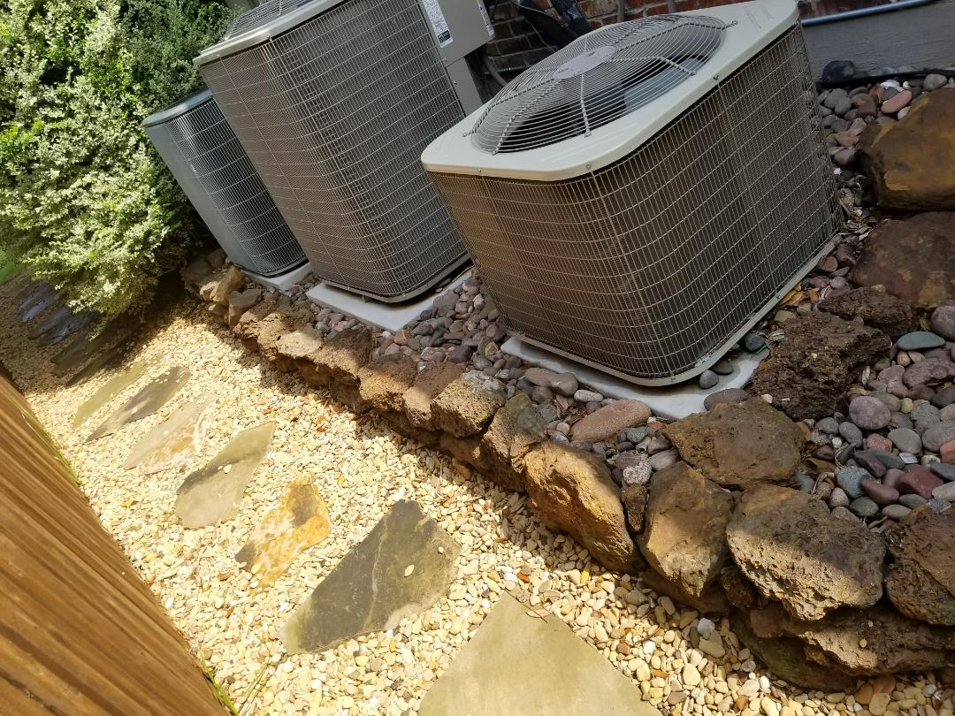 Carrollton, TX - I need help with service on my 3 A.C. units... whho can I trust to be professional and honest!?