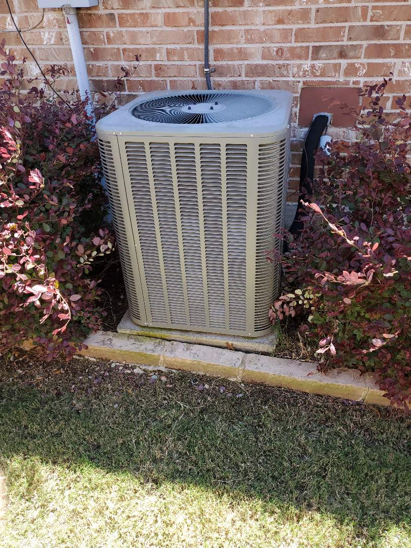 Lewisville, TX - AC maintenance and complete air conditioning service.