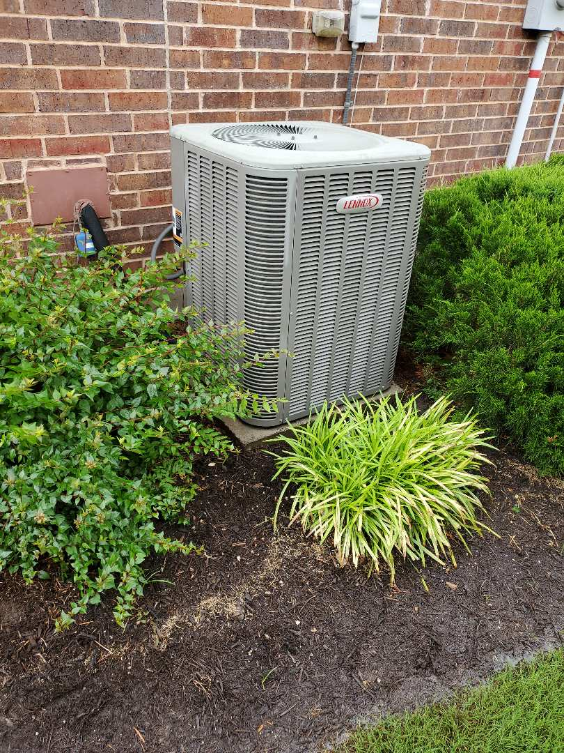 Frisco, TX - 1 system AC tune up. No issues found