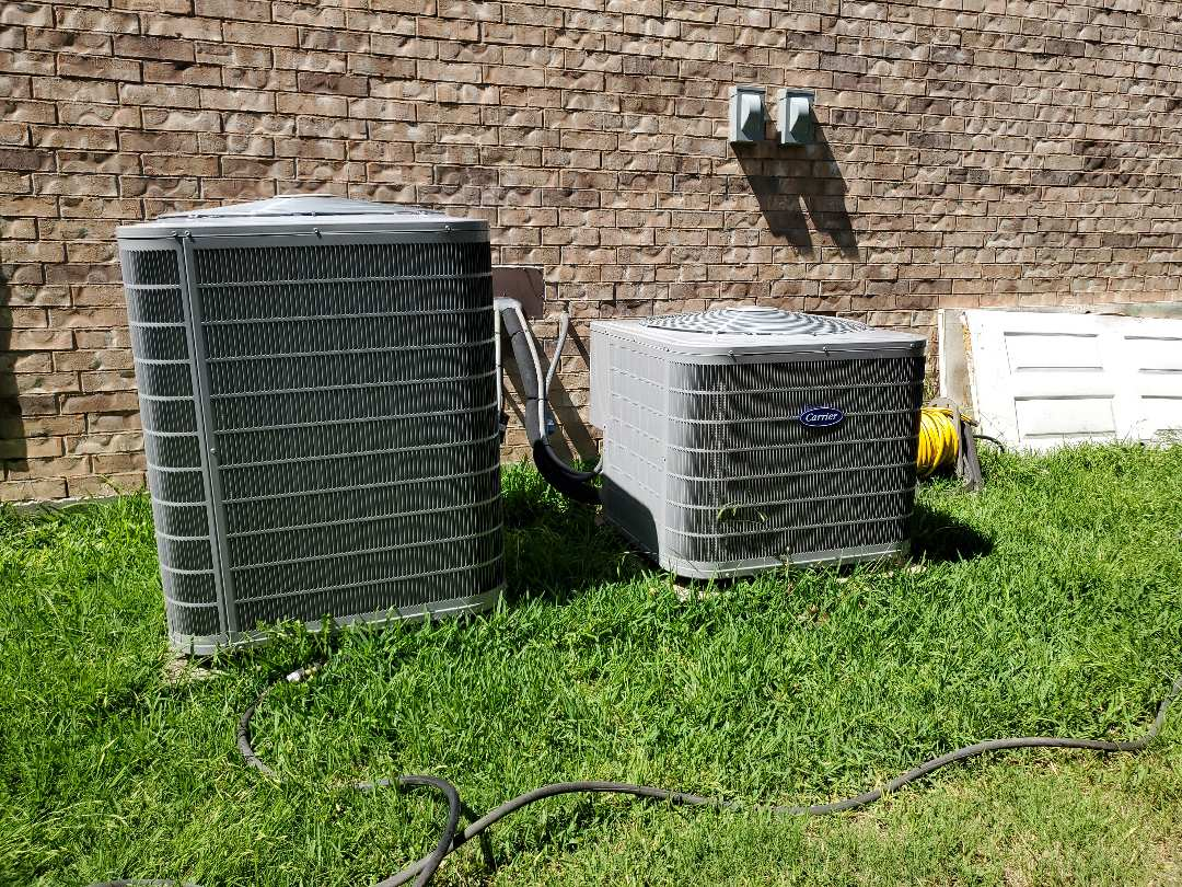 Frisco, TX - 2 system AC tune up.