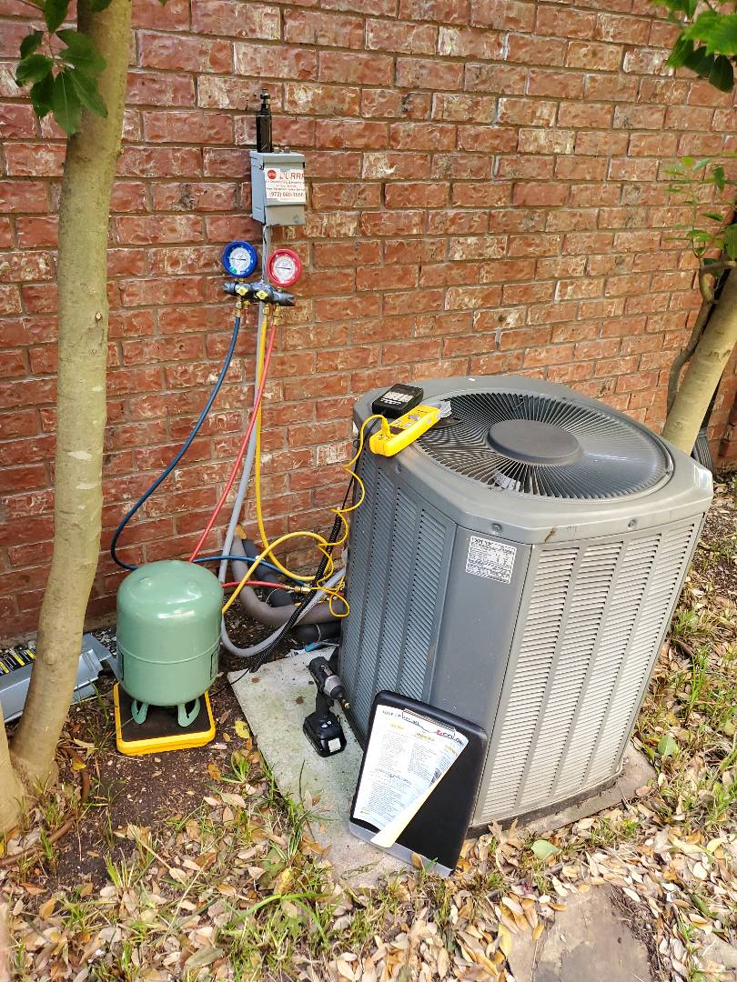 Plano, TX - 3 system AC tune up
