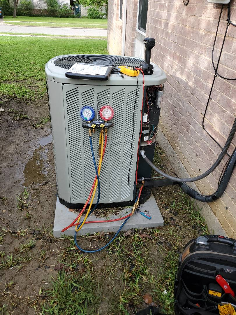 Air Conditioning and Heating Repair in Farmers Branch TX
