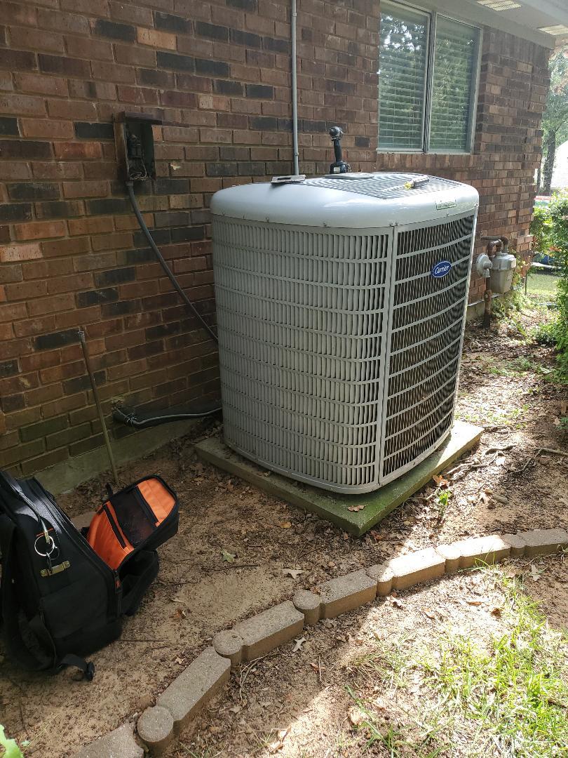 Highland Village, TX - No AC. Electrical issue