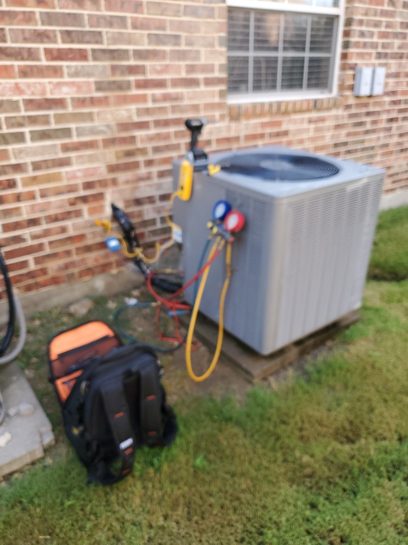 McKinney, TX - 1 system cooling tune up