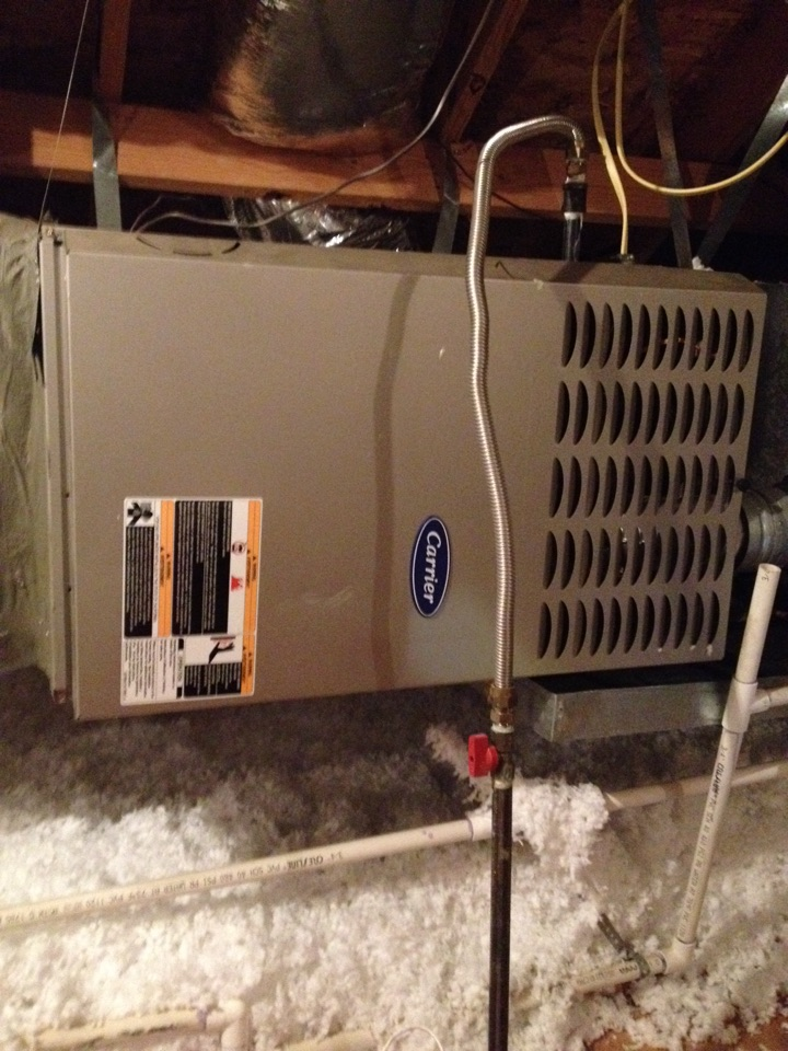 Prosper, TX - Furnace tune up and heating repair