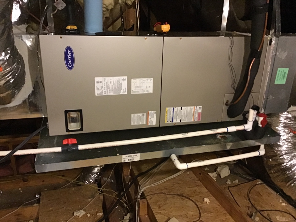 Lewisville, TX - Heating maintenance and a furnace repair