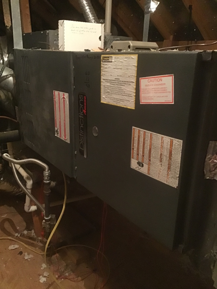 McKinney, TX - 1 System Heating Tune Up and Inspection